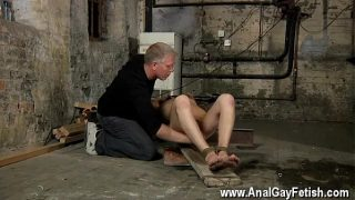 British twink Chad Chambers is his latest victim restricted