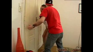 Gay male slave auction porn videos xxx Spanked Into Submission