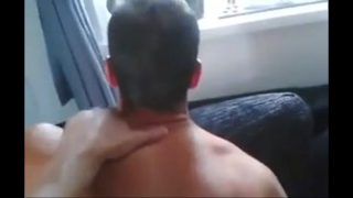 hardcore fucking in the back hot sex in living room